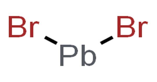 Lead(II) Bromide – an Inorganic Compound