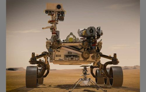 Mars Perseverance Rover MOXIE Accomplished the Task of Extracts Oxygen