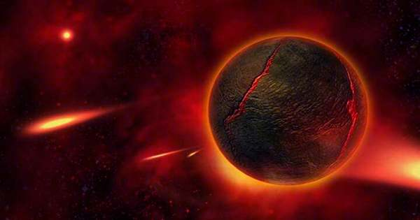 Planet Vulcan: The Forgotten Ninth Planet of the 19th Century, Killed Off by Einstein