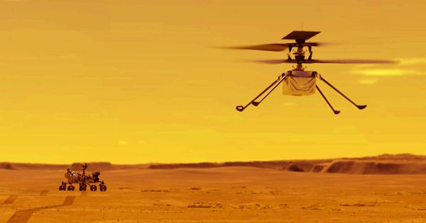 Hear the First Audio from China's Zhurong Mars Rover, Plus some Glorious Footage