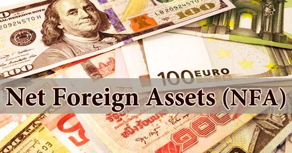 Net Foreign Assets (NFA)