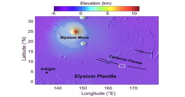 Observations Reveal Mars could still be Volcanically Active with Raising Possibility
