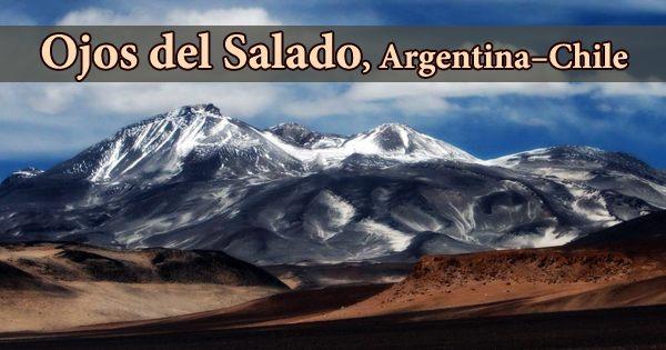 Ojos del Salado, Argentina–Chile