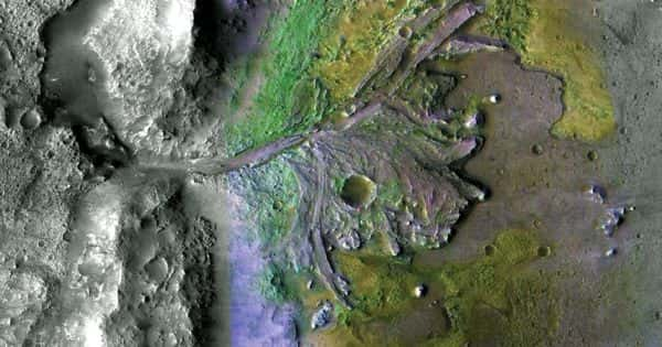 Scientist updated Mars Chronology Models to find Terrains shaped by Ancient Water Activity