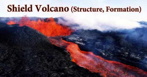 Shield Volcano (Structure, Formation)