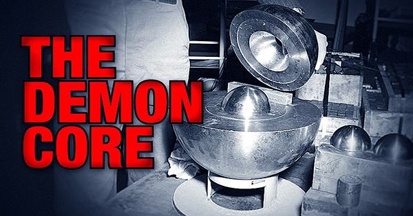 The Demon Core: how One Man Intervened with his Bare Hands during a Nuclear Accident?