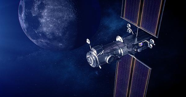 The European Space Agency is Planning a Satellite Constellation around the Moon