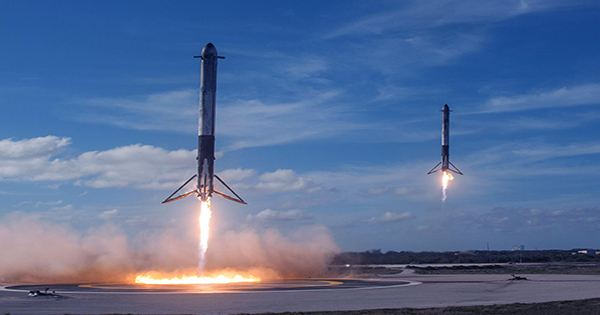 US Space Force Looking into a Rocket that can Deliver Cargo Globally