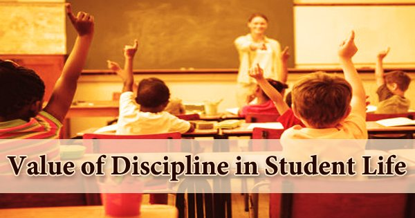 Value of Discipline in Student Life