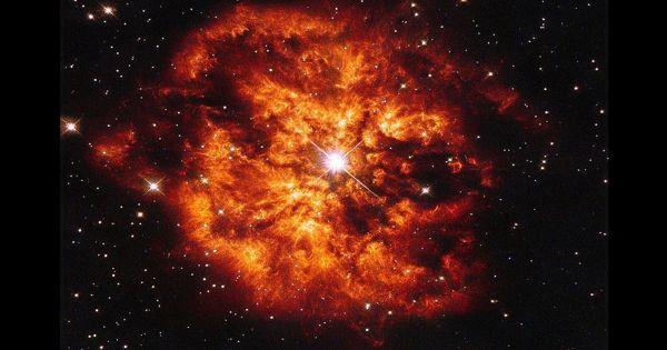 WR 102ka – a Blue Supergiant Star