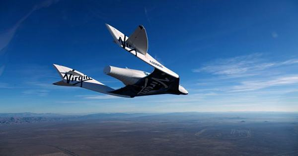 Watch Virgin Galactic Make First Flight from Spaceport to Edge of Space