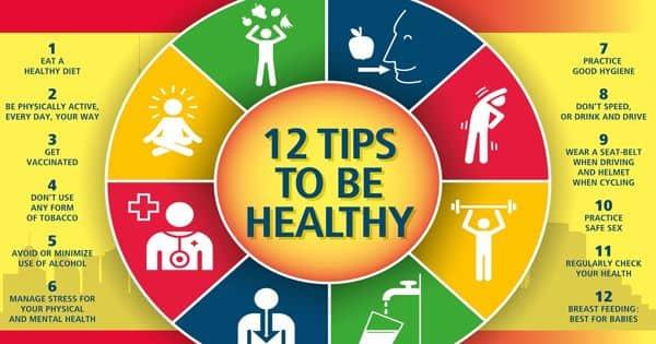 Ways to be Healthy – an Open Speech