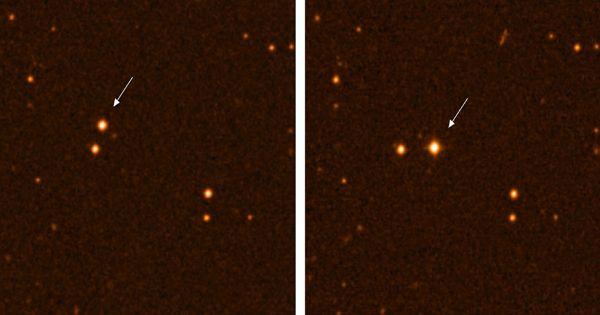 Wolf 359 – a Red Dwarf Star