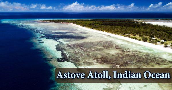 Astove Atoll, Indian Ocean