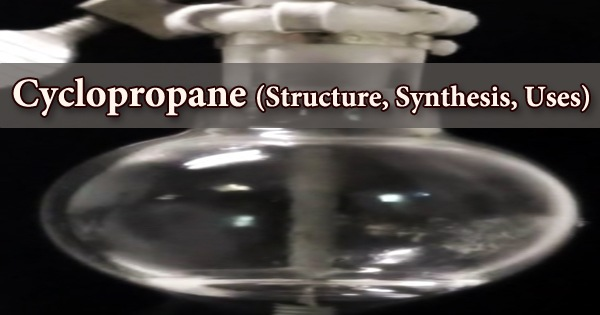 Cyclopropane (Structure, Synthesis, Uses)
