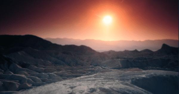 Death Valley Hit 54.4°C Last Week, One of the Hottest Temperatures Ever Recorded