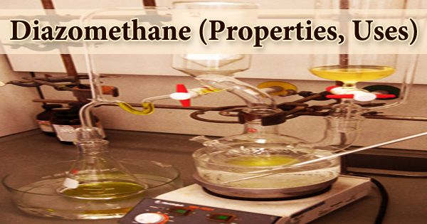 Diazomethane (Properties, Uses)