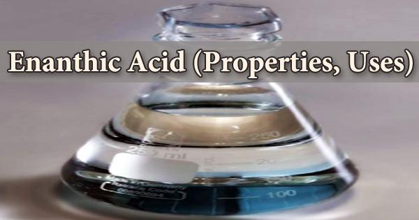Enanthic Acid (Properties, Uses)