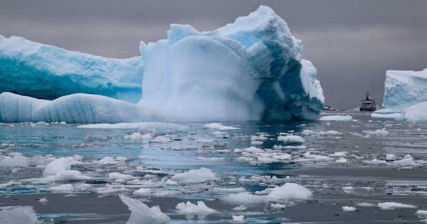 Engineers show how Radio Signals can be used to Track Ice Sheets Melting
