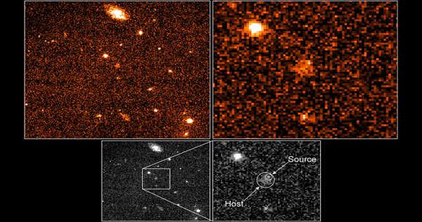 GRB 970228 – a Gamma-ray Burst