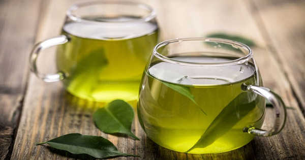 Green Tea Supplements help Children with Down Syndrome Develop their Facial Features