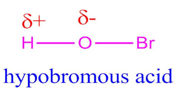 Hypobromous Acid – a Weak and Unstable Acid