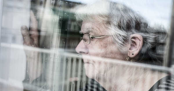 Loneliness Increasing among Older Adults is a Result of Social Distance