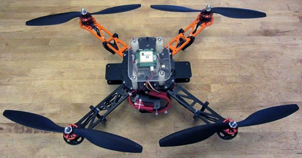 Love Drones? Design your Own with this Cool $30 Kit
