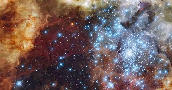Melnick 34 – a binary Wolf–Rayet Star