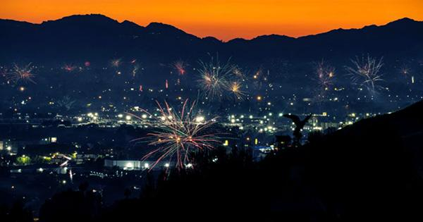 Parts of US Ban Fireworks Ahead of Fourth of July Celebrations Amidst Wildfire Fears