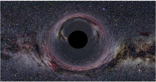 Physicist Explain How a Supermassive Black Hole Originates