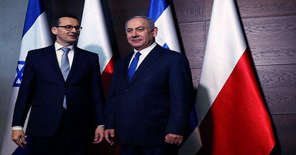 Poland Hopes Israel Changes its Mind on WWII Claims Law