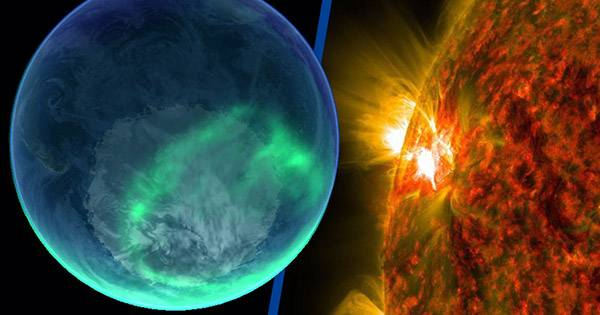 Sun Erupts with Largest Solar Flare in Four Years, Causing Brief Radio Blackout