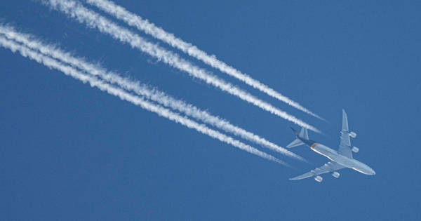 The Contribution of Aviation to Reducing Climate Change is likely to be Minor