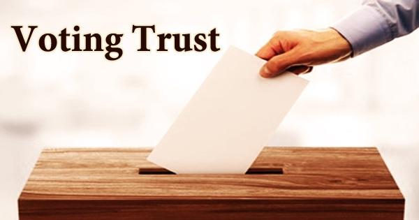 Voting Trust