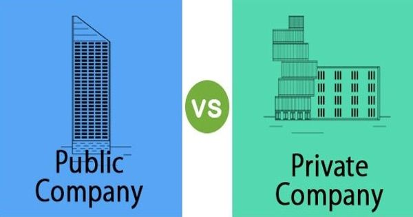 Distinction between Public Company and Private Company