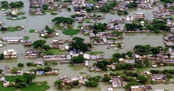 Different Natural Calamities in Bangladesh
