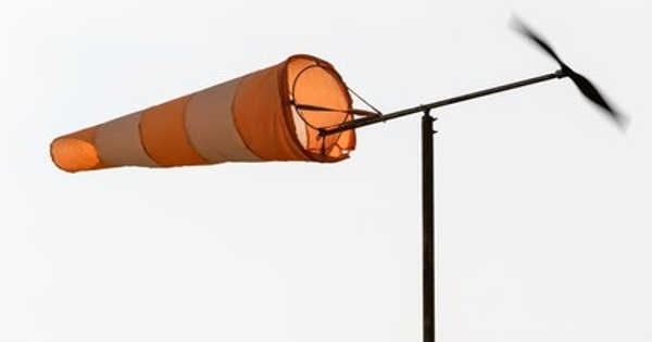 Anemoscope – a Device that Shows the Presence and Direction of Wind