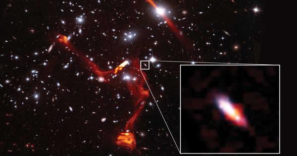 Astronomers Imaged the Dark Heart of the Nearby Radio Galaxy Centaurus
