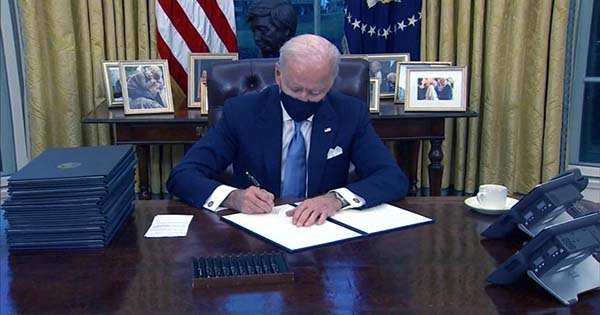 Biden Administration Asks for more Oil Production Worldwide