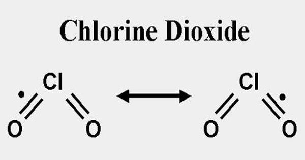 Chlorine Dioxide – a Chemical Compound