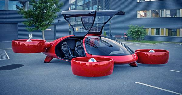 Cities can have Flying Cars if they Start Working On Infrastructure Today