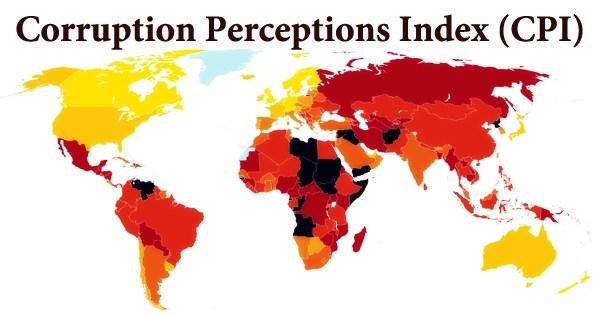 Corruption Perceptions Index (CPI)