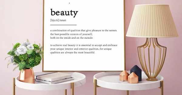 Definition of Beauty – an Open Speech
