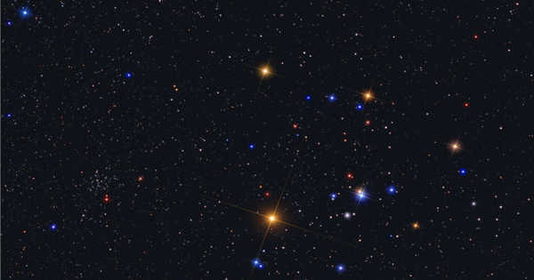 Gamma Tauri – a Multiple Star System Located in the Constellation Taurus
