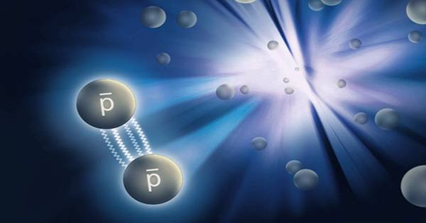 Gold Ions Used to Create Antimatter from Pure Energy