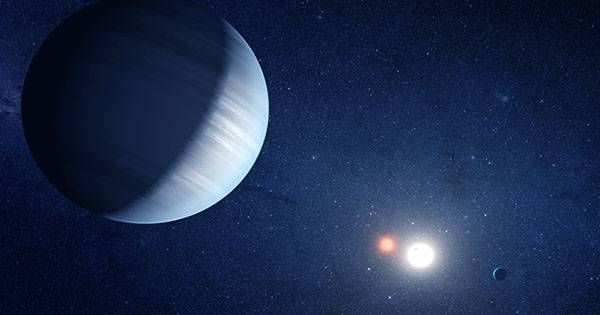 How Planets can be Birthed in a System with Two Suns