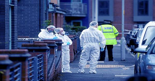 """Human Foot Found on Footpath Sparks """"Very Strange"""" Appeal from Police"""