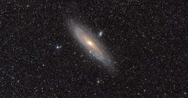 Mayall II – a Globular Cluster