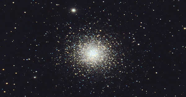 Messier 15 – a Globular Cluster in the Constellation of Pegasus